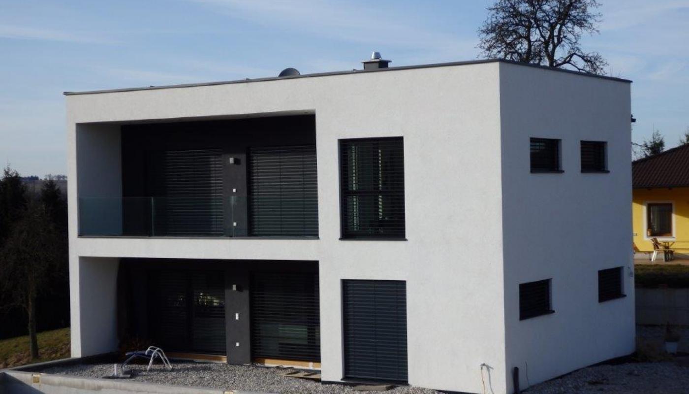 Wohnhaus Holzriegelbauweise